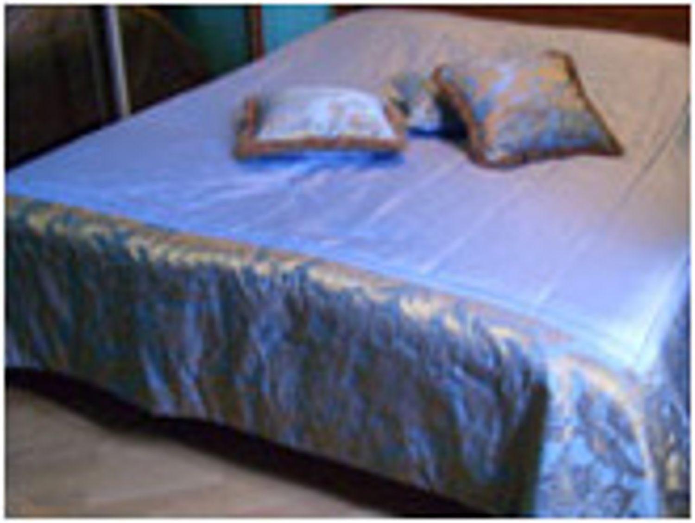 Чехол на кровать своими руками фото