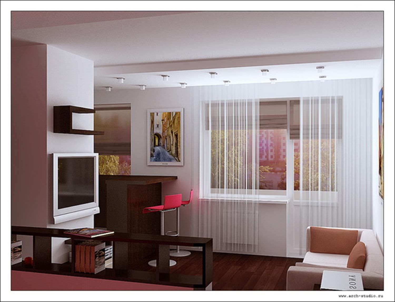 Ремонт в 1 комнатной хрущевке дизайн 170