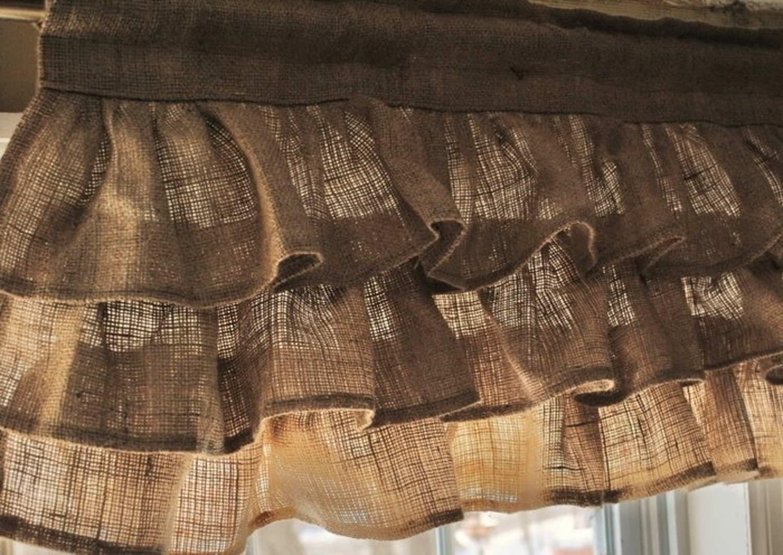 Длинная юбка с рюшами 11