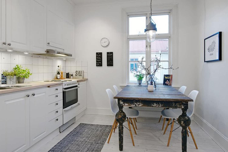 Скандинавский стиль в дизайне интерьера квартир - instahome..