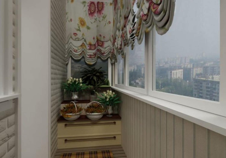 Креативные идеи дизайна для балконов и лоджий: придумываем и.