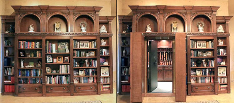 Сейф-шкаф для коллекции длинноствольного * популярное оружие.