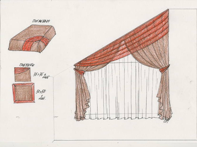 Шьем шторы сами Как сшить шторы своими руками 97