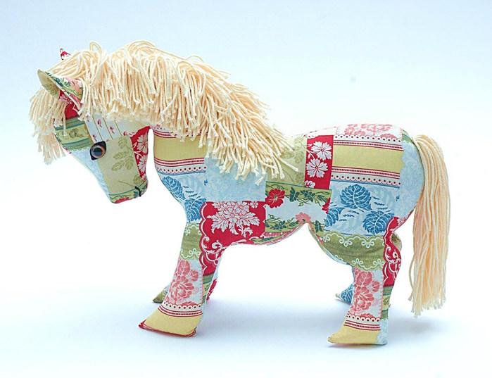 Как сшить лошадь своими руками